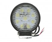 Round 27W Super Duty High Powered LED Flood Light