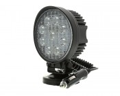 Round 27W Heavy Duty High Powered LED Spot Light with Magnetic Base