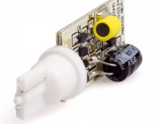 LED T10 Wedge Base Bulb