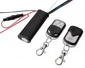 Wireless Remote Control Switch with Key Fobs - RGB