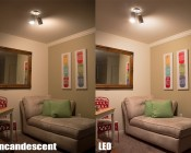 A21 LED Bulb - 110 Watt Equivalent - Dimmable - 1,100 Lumens: Illuminating Sitting Room