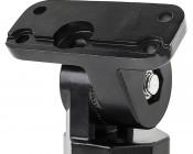 Adjustable Slip Fitter Mount Kit for MD series Modular LED Shoebox Area Light: Close Up Of Adjustable Head