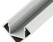 Corner Accent Aluminum Profile Housing for LED Strip Lights