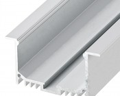 "2"" Wide Aluminum Profile Housing for LED Strip Lights"