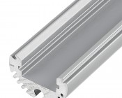 O-Shaped Aluminum Profile Housing for LED Strip Lights