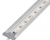 Aluminum LED Light Bar Fixture - Flush Mount