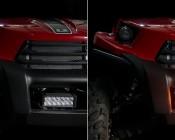 "7.5"" Dual Row Heavy Duty Off Road Amber LED Light Bar - 36W"