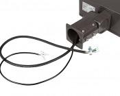 LED Parking Lot Light - 400W (1,400W HID Equivalent) Dimmable LED Shoebox Area Light - 5000K - 60,000 Lumens