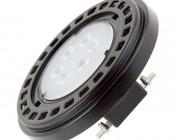 Weatherproof AR111 LED Bulb - 6 SMD LED Bi-Pin Spotlight Bulb
