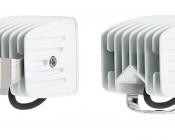 "3"" Square 12 Watt LED Mini Auxiliary Work Light: Internal 180 Degree Rotating Mounting Bracket"