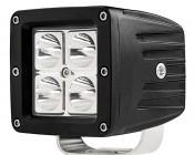 "LED Work Light - 3"" Square - 12W"