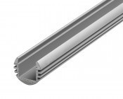 O-Shaped Anodized Aluminum Profile Housing for LED Strip Lights - KLUS PDS-O Series