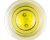 BA9s LED Bulb - 1 LED - BA9s Retrofit: Front View