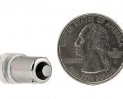 BA9s LED Bulb - 4 LED - BA9s Retrofit: Back View