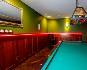 High Power LED Flexible Light Strip: Installed Lining Billiard Bar