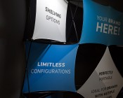 LED Display Lights/Banner Lights - 4,200 Lumens: Light Illuminating Banner