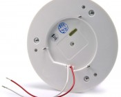 Round Dome Light LED Fixture with Switch for Night Light Mode