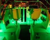 12 Inch 24 White RV LED Tube Light - RV and Boat LED Lights