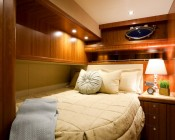 G4 LED Bulb - 35 Watt Equivalent - Bi-Pin LED Disc - 340 Lumens: LEDs illuminating RV Bedroom Interior