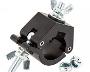 """Work Light/Light Bar Clamp for Work Light Tripod Stand and 1-1/4"""" Tubing"""
