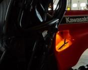 12B Bolt Beam LED Light: Installed On ATV / UTV