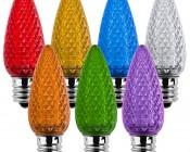 C7 LED Bulb, 3 LED
