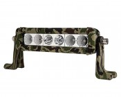 "8"" Camo Off Road LED Light Bar with Spot/Flood Combo - 30W"
