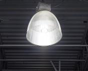 LED Corn Light - 500W Equivalent HID Conversion - E39/E40 Mogul Base - 11,500 Lumens - 5000K: Illuminated