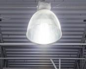 LED Corn Light - 700W Equivalent HID Conversion - E39/E40 Mogul Base - 17,600 Lumens - 5000K: Illuminated
