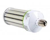 LED Corn Light - 700W Equivalent HID Conversion - E39/E40 Mogul Base - 17,600 Lumens - 5000K: Back View