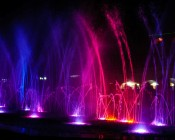 LED Pond Light/Fountain Light - DMX Compatible Color Changing RGB - 36 Watt
