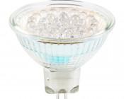 Color-Changing MR16 LED Bulb - 30 LED Spotlight Bi-Pin Bulb