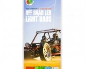 Custom Printed Even-Glow LED Panel Light - 2' x 4'