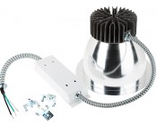 """10"""" Architectural Retrofit LED Downlight - 290 Watt Equivalent - 2,900 Lumens: Showing Everything Included"""