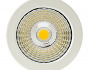 PAR20 LED Bulb - 8W Dimmable LED Spot Light Bulb: Front View