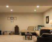 """Retrofit Square LED Can Lights for 5"""" to 6"""" Fixtures - 150 Watt Equivalent - LED Can Light Conversion Kit - Dimmable - 1,480 Lumens"""