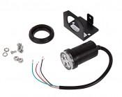 LED Hideaway Strobe Lights - Mini Emergency Vehicle LED Warning Lights w/ Built-In Controller - Surface or Flush Mount
