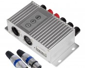 LED DMX 512 Decoder - 15 Amp - 3 Channel