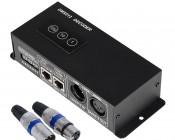 LED DMX 512 Decoder - 8 Amp 3 Channel - Digital Display