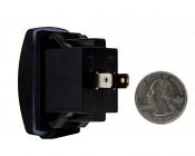 Dual USB Power Port: Back View