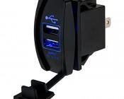 Dual USB Power Port