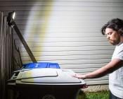 Solar LED Motion Sensor Light by Duracell