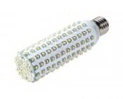 T10 LED Bulb, 168 LED Corn Light - 8 Watt - 40 Watt Equivalent - 540 Lumens