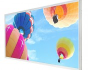 Even-Glow LED Panel Light - Balloon 1 LUXART Print - 2' x 4'