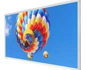Even-Glow LED Panel Light - Balloon 2 LUXART Print - 2' x 4'