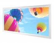 LED Skylight - 2x4 Dimmable Even-Glow® LED Panel Light w/ SkyLens® - Balloon 1 - Flush Mount