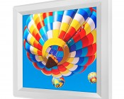 LED Skylight - 1x1 Dimmable Even-Glow® LED Panel Light - Balloon 2 - Flush Mount