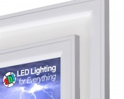 LED Skylights w/ Custom-Printed Skylens® Diffuser - Dimmable Even-Glow® LED Panel Lights - Drop Ceiling Recessed Mount - 2'x2', 2'x4', 1'x4'