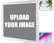 Custom Printed Virtual Skylights - LED Panel Light - 2' x 2'