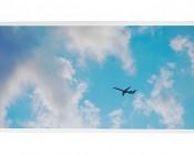 LED Skylight w/ Jet Set Skylens® - 2x4 Dimmable LED Panel Light - Drop Ceiling Recessed Mount